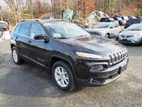 Latitude trim. Jeep Certified, CARFAX 1-Owner, Local