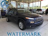 New Price! Cherokee Latitude, 4WD, True Blue Pearlcoat,