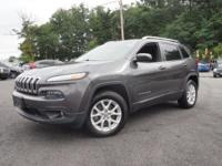CARFAX 1-Owner, Very Nice, Jeep Certified, LOW MILES -