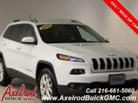 JEEP CHEROKEE LATITUDE, 4X4, 2.4L 4-CLY PZEV MULTIAIR