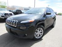 Options:  2015 Jeep Cherokee Latitude|4X4 Latitude 4Dr