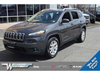CERTIFIED PRE-OWNED LOCAL TRADE! 2015 JEEP CHEROKEE