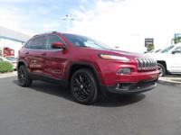 Look at this 2015 Jeep Cherokee Latitude. Its Automatic