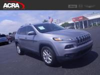 Used Jeep Cherokee, options include:  Electronic