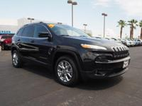 Check out this 2015 Jeep Cherokee Latitude. Its