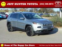 New Arrival! This 2015 Jeep Cherokee Latitude FWD will