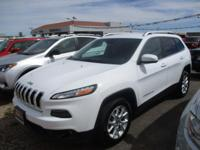 Outstanding design defines the 2015 Jeep Cherokee! This