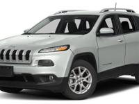 Options:  2015 Jeep Cherokee Latitude|This Is The