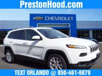 Options:  2015 Jeep Cherokee Latitude|Miles: