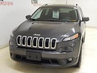 Options:  2015 Jeep Cherokee Latitude Fwd|Features