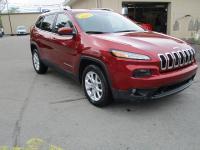 Options:  2015 Jeep Cherokee Fwd 4D Wagon