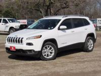 Options:  2015 Jeep Cherokee Latitude|2015 Jeep
