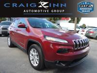This 2015 Jeep Cherokee will sell fast Priced to sell