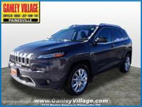Cherokee Limited 4X4, 4D Sport Utility, 2.4L 4-Cylinder
