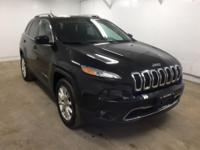 Outstanding design defines the 2015 Jeep Cherokee! It