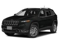 Outstanding design defines the 2015 Jeep Cherokee! The