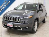 This 2015 Jeep Grand Cherokee has only 18,200 miles on