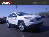 2015 Cherokee, 27,477 miles, options include:  Keyless