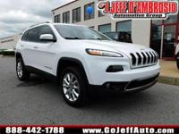 Powerful 4WD, 1 Owner!, And Factory Certified. Heated