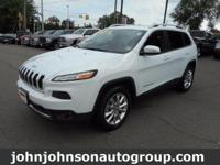 *Jeep Certified*, GPS Navigation w/ Backup Camera,