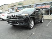 Step into the 2015 Jeep Cherokee! Here's a vehicle