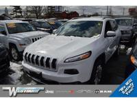CERTIFIED PRE-OWNED, ONE OWNER, CLEAN CARFAX! 2015 JEEP
