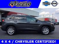 Priced way below nada retail value of $24,925! Chrysler