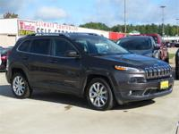 2015 Jeep Cherokee Limited FWD 9-Speed 948TE Automatic