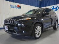 Jeep has outdone itself with this great 2015 Jeep