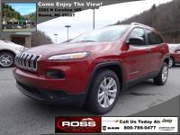 The Jeep Cherokee was introduced in 2014 and it was