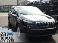 Recent Arrival! 2015 Jeep Cherokee Sport Brilliant