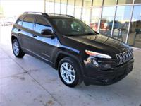Snag a score on this 2015 Jeep Cherokee Sport before