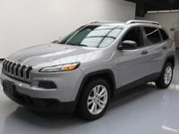 2015 Jeep Cherokee with 2.4L I4 Engine,Automatic