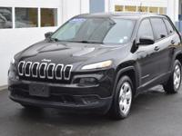 Chevrolet of Everett has a nice, low cost SUV here with