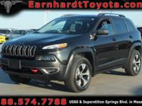 We are pleased to offer you this 2015 Jeep Cherokee 4WD