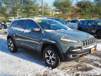 Very Nice, Jeep Certified, ONLY 15,845 Miles! PRICE
