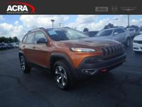 2015 Jeep Cherokee, key features include:  Power