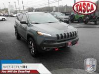 Anvil Clearcoat 2015 Jeep Cherokee Trailhawk 3.2L V6