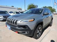 We are excited to offer this 2015 Jeep Cherokee. Your