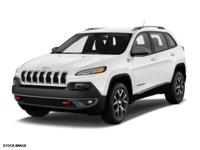 HARD TO FIND!**CERTIFIED**2015 Jeep Cherokee