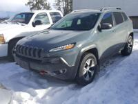 Recent Arrival! Trailhawk Anvil Clearcoat 3.2L V6