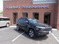 Check out this 2015 Jeep Cherokee Trailhawk while we