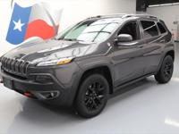 2015 Jeep Cherokee with Leather Seats,Power Driver