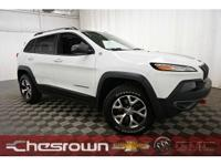 New Price! Cherokee Trailhawk, 9-Speed 948TE Automatic,