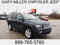 Jeep Certified, CARFAX 1-Owner, LOW MILES - 16,977!