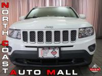 2015 Jeep Compass High Altitude Edition 4WD-Four wheel