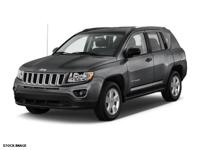 This 2015 Jeep Compass is a real winner with features