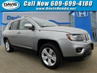 billet silver metallic clearcoat 2015 Jeep Compass