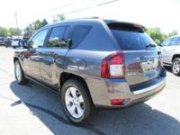 Options:  2015 Jeep Compass High Altitude
