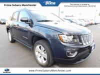 2015 Jeep Compass Latitude CARFAX One-Owner. Granite